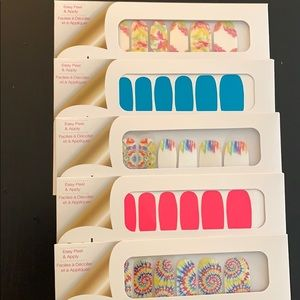 Bright and Beautiful Bundle Colorstreet nails